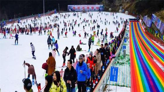 湖北冬季旅游产品受到游客热捧