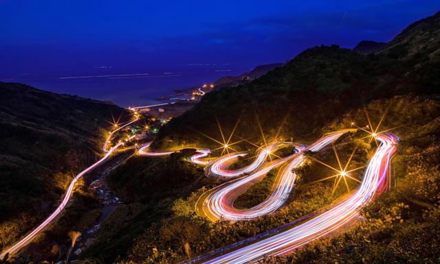 台湾九份,到底有多美?