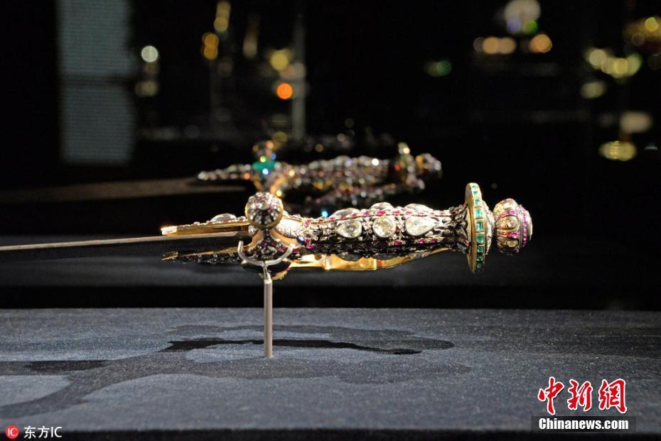 意大利威尼斯名贵珠宝展失窃 案值或达数百万欧元