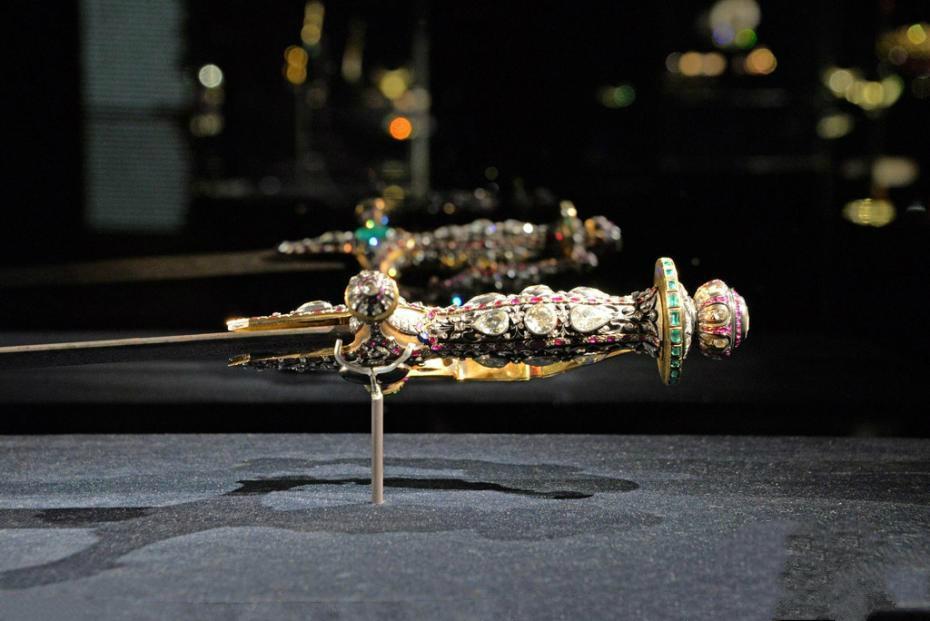 意大利威尼斯名贵珠宝展失窃