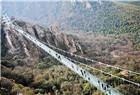 安徽高空玻璃桥步步惊心