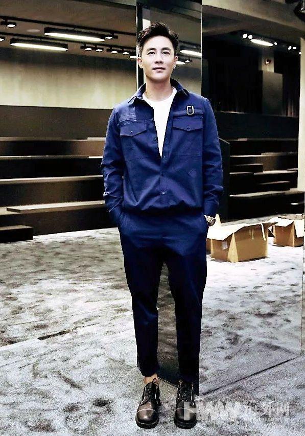 中国男星与设计天才塑造的当季米兰时尚