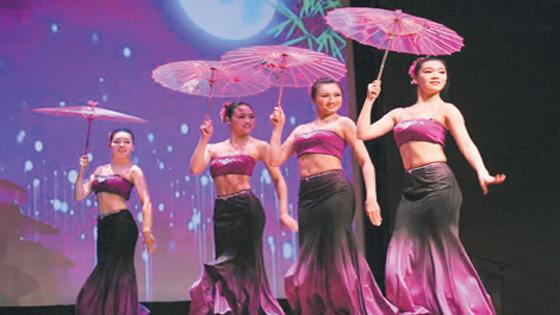"""""""欢乐春节·上海文化周""""纽约开幕"""