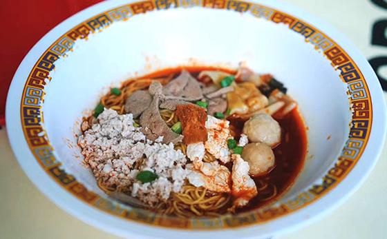 新加坡那些值得一去的米其林美食指南