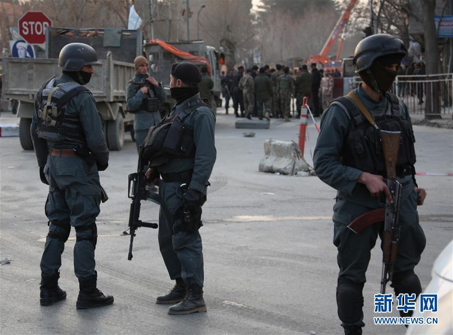 阿富汗首都喀布尔发生汽车炸弹袭击 致95死163伤
