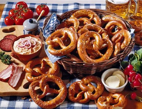 我蛙去了德国吃遍各地美食
