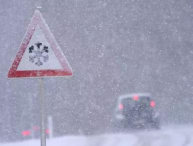 德国再度遭遇暴风雨:交通事故频发 德铁调整线路