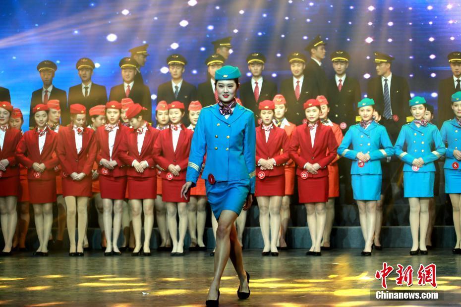 国际空姐(空哥)大赛全国总决赛三甲出炉
