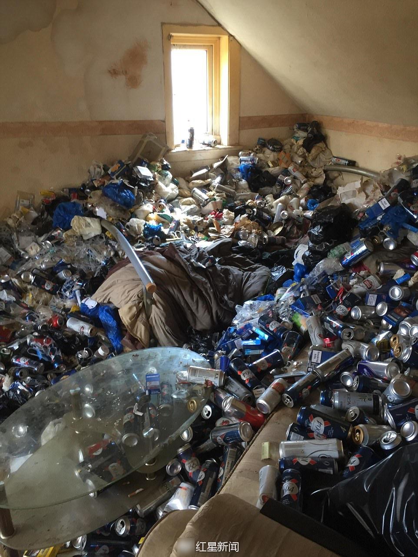 英国:房子出租12年后变成垃圾场