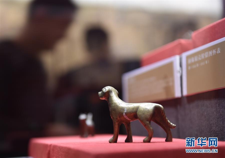 博物馆里过大年:民国时期铜狗将亮相首都博物馆