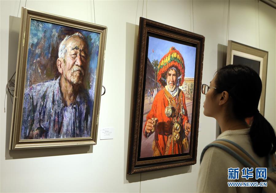 第二届亚洲美术双年展在香港揭幕