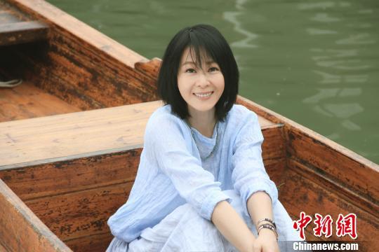 图为:电影《后来的我们》导演刘若英。资料图