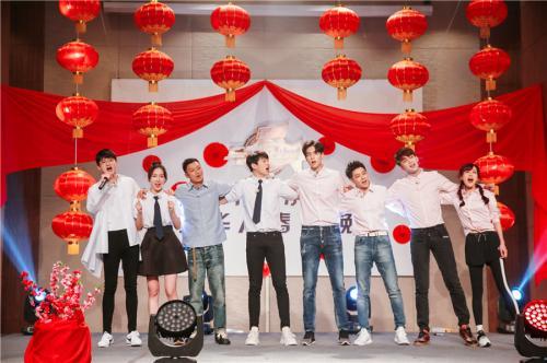 时空商队合唱《我的中国心》