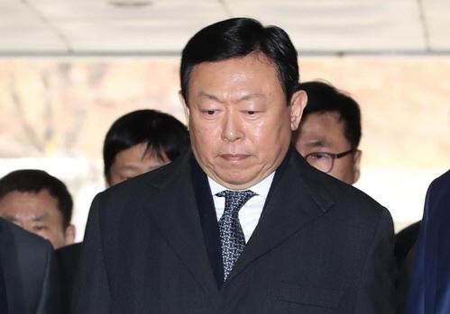 유죄냐 무죄냐…신동빈, 오늘 '최순실재판'