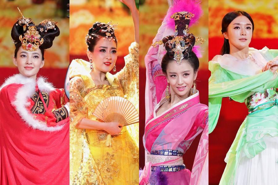 在古代,春节怎么穿最时尚?