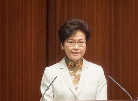 林郑月娥:特区政府协助工商业界提升竞争力