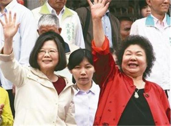陈菊或北上任职 民众哀叹民进党执政是台湾的悲哀