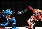 日本机器人激烈