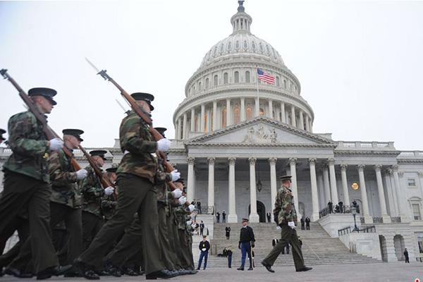 特朗普要求双十一举行阅兵式