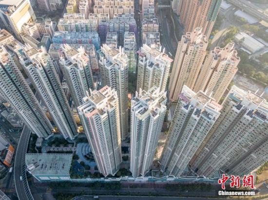 香港置业:楼价今年预计上升10% 创历史新高