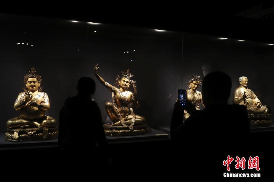 西藏历史文化展亮相首都博物馆