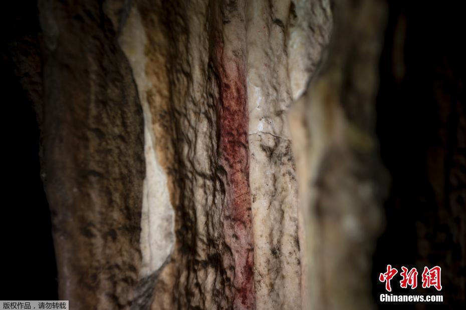 西班牙发现尼安德特人6.5万年前所作洞穴壁画