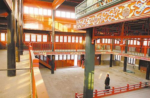 清代北京会馆:不收租、不限期