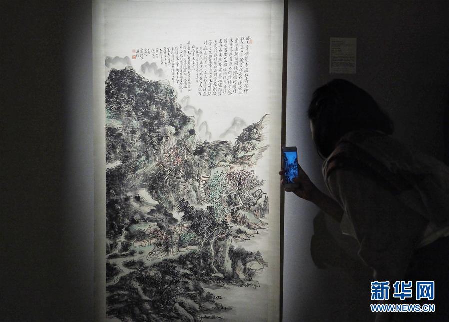 香港苏富比春拍将呈现280幅中国书画名家作品
