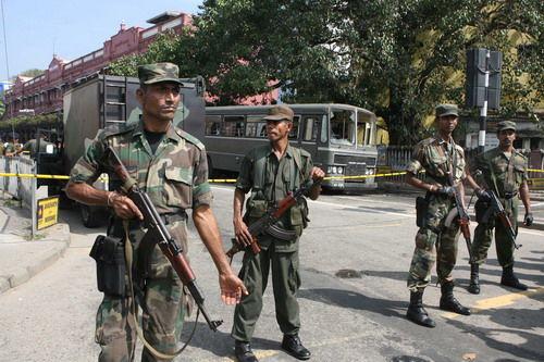 斯里兰卡进入全国紧急状态