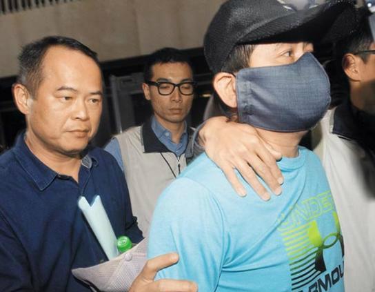 台北一派出所所长、警员涉嫌受贿遭声押禁见