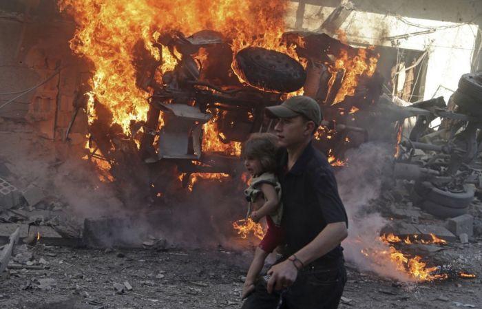 俄罗斯警告美勿空袭大马士革