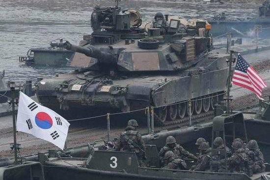 美韩联合军演将于4月1日重启