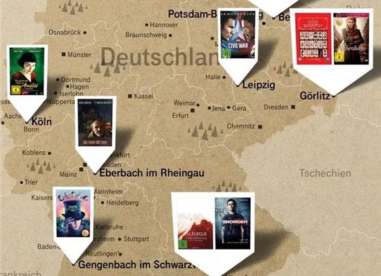 在德国这些地方最容易遇到明星