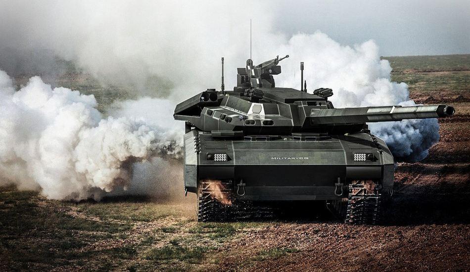 中国无人坦克何时上战场