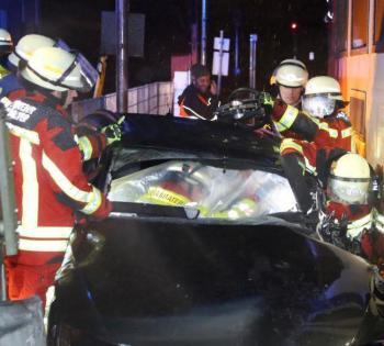 德国发生汽车与火车相撞事故