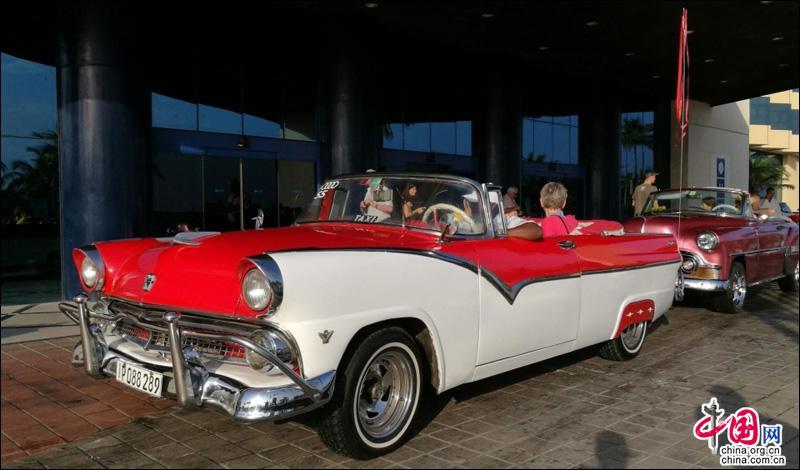 古巴哈瓦那,那些天下出名老爷车的故事