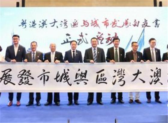 迟福林:推进大湾区发展重点在于服务贸易