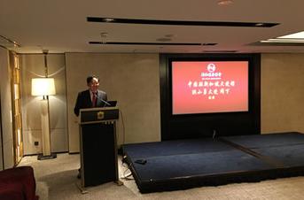 驻新加坡大使洪小勇出席当地欢迎晚宴