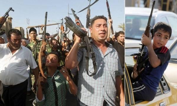 伊拉克童子军重回摩苏尔