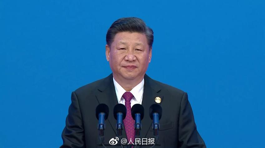习近平主席博鳌论坛发表主旨演讲
