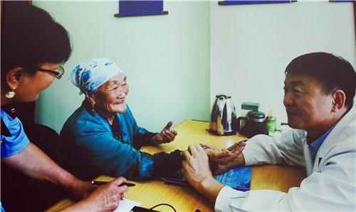 内蒙古自治区蒙医院加力传承发展蒙古族传统医药