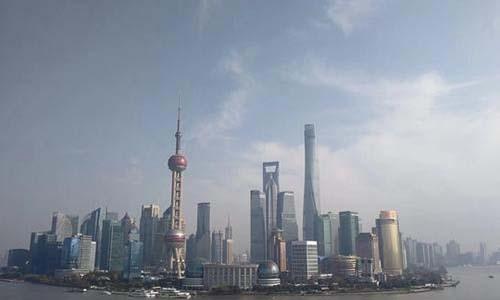 上海成外籍人才眼中最具吸引力中国城市