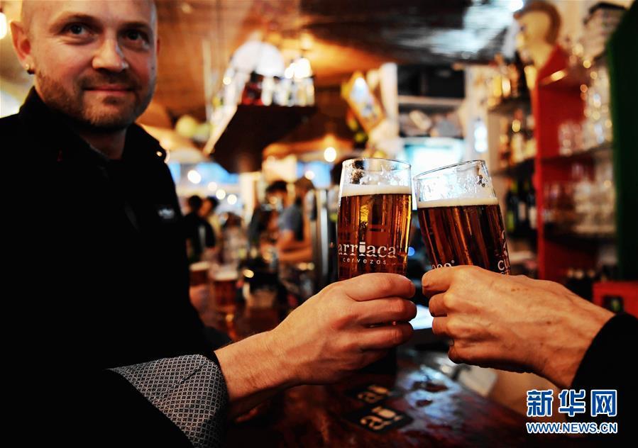"""马德里""""手工啤酒周""""为小微啤酒商提供舞台"""