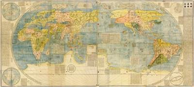 """古代地图是怎样""""画""""出来的"""