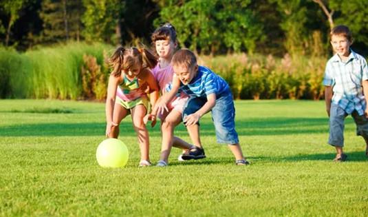 调查显示荷兰孩子的户外活动越来越少