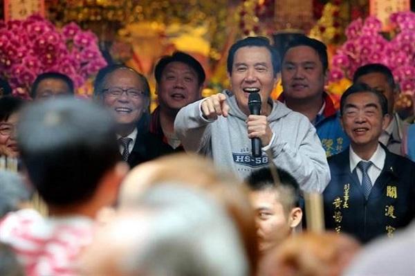 马英九由黑翻红为何不回锅选台北市长?
