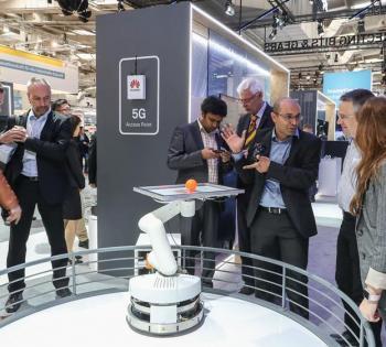 汉诺威工博会开幕 人工智能物联网等备受关注