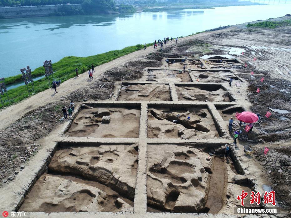 湖南石门宝塔遗址发掘出商代等四个时期古遗址