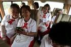 泰国空巢老人重返校园