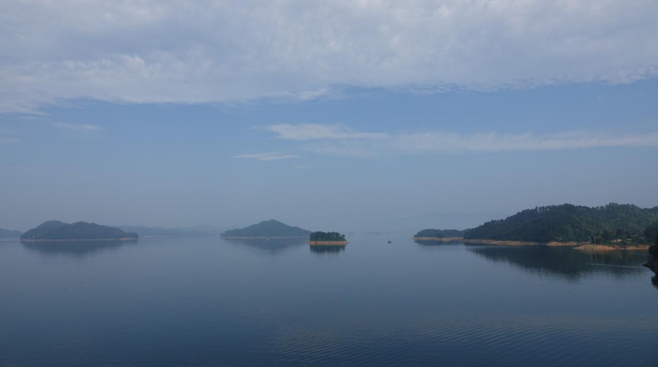 醉美千岛湖